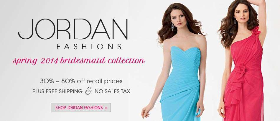 Jordan Fashions Dresses at House of Brides