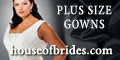 HOUSE OF BRIDES Plus Size Wedding Dresses