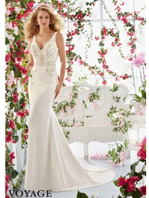 Voyage by Mori Lee Wedding Dress Style 6811 | House of Brides