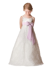 Bari Jay Flower Girl Dress Style F6117 | House of Brides