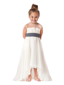 Bari Jay Flower Girl Dress Style F6517 | House of Brides