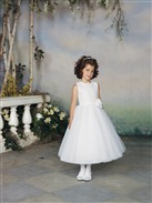 Joan Calabrese by Mon Cheri Flower Girl Dresses Style 112316 | House of Brides