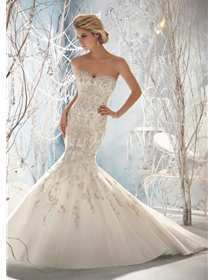 Mori Lee Wedding Dress Style 1963 | House of Brides