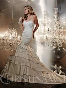 Christina Wu Wedding Dress Style 15543 | House of Brides