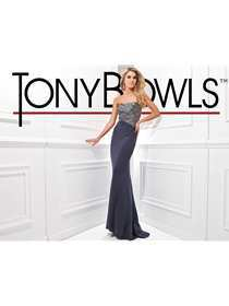 Tony Bowls Evenings Special Occasion Dress Style TBE21403 | House of Brides
