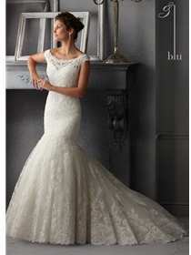 Blu by Mori Lee Wedding Dress Style 5265 | House of Brides