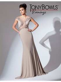 Tony Bowls Evenings Special Occasion Dress Style TBE11509 | House of Brides