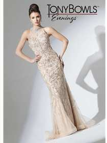 Tony Bowls Evenings Special Occasion Dress Style TBE11510 | House of Brides