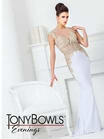 Tony Bowls Evenings Special Occasion Dress Style TBE11518 | House of Brides