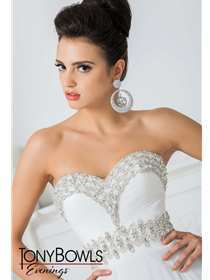 Tony Bowls Evenings Special Occasion Dress Style TBE11529 | House of Brides