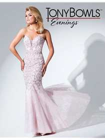 Tony Bowls Evenings Special Occasion Dress Style TBE11537 | House of Brides