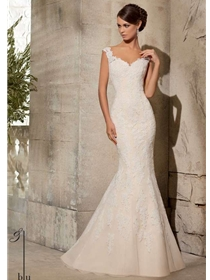 Blu by Mori Lee Wedding Dress Style 5316 | House of Brides