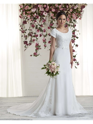 Bliss by Bonny Wedding Dress Style 2602 | House of Brides