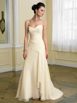 Buy Sophia Tolli Bridals Couture Bridal Gown – Y2730 Gina