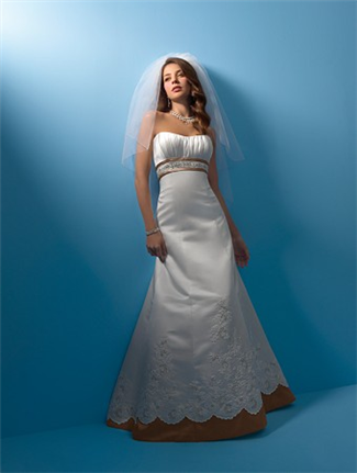 Buy Alfred Angelo Bridal Gown – 2105