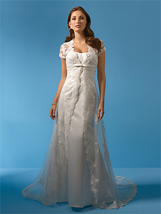 Buy Alfred Angelo Bridal Gown – 2073