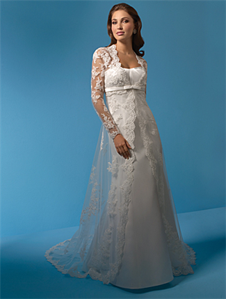 Buy Alfred Angelo Bridal Gown – 2073LS