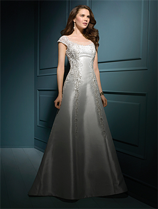 Buy Sapphire by Alfred Angelo Bridal Gown – 825