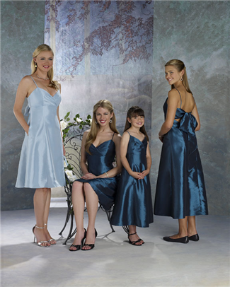 Buy Forever Yours Bridesmaid Dress with sizes 10 8 6 in Aqua Marine – ID710104
