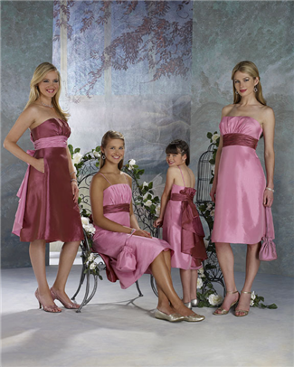 Buy Forever Yours Bridesmaid Dress – 710111