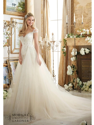 Mori Lee Accessories Overskirt Style 11242 | House of Brides