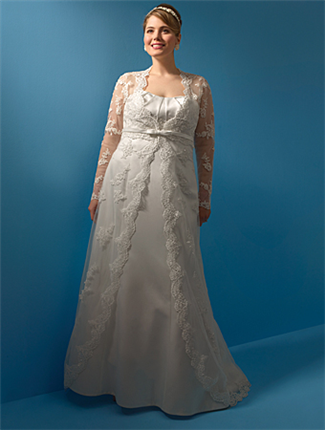 Buy Alfred Angelo Bridal Gown – 2073LSW