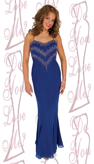 Do You Love Me Prom Dress - 1768