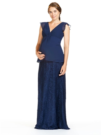 Bari Jay Bridesmaid Dress Style 1840-M/Maternity Top | House of Brides