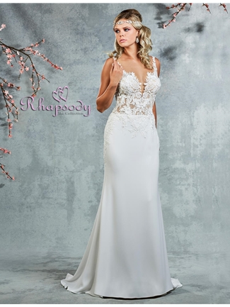 Rhapsody by Symphony Wedding Dress Style R7823 | House of Brides