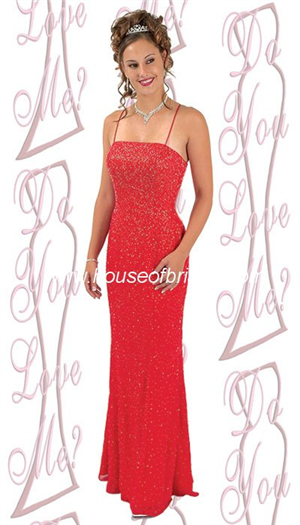 Do You Love Me Prom Dress - 1560