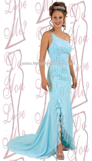 Do You Love Me Prom Dress - 1552