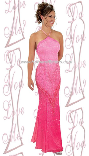 Do You Love Me Prom Dress - 1586