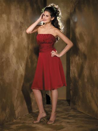 Buy Allure Bridesmaids Bridesmaid Dress – 1153