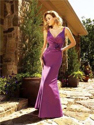 Buy Allure Bridesmaids Bridesmaid Dress – 1193