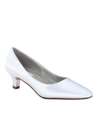 Buy Dyeables Bridal Shoe – Abbey
