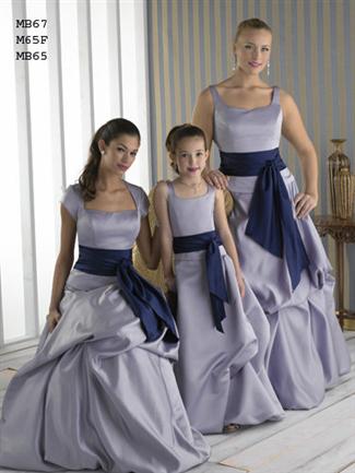 Buy Pretty Maids by House of Wu Junior Bridesmaid Dress – M65F