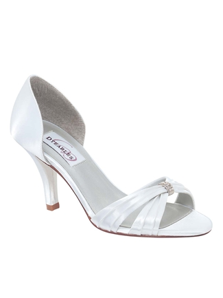 Buy Dyeables Bridal Shoe – Daisy