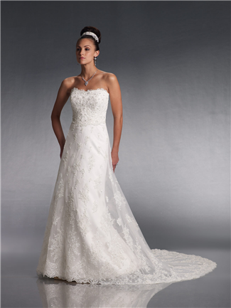 James Clifford Bridal Gown - J11008 (James Clifford Bridal Gowns)