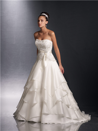 James Clifford Bridal Gown - J11009S (James Clifford Bridal Gowns)
