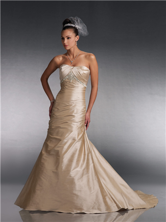 James Clifford Bridal Gown - J11011S (James Clifford Bridal Gowns)