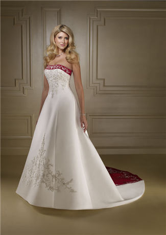 Mori Lee Bridal Gown - 2175 (Mori Lee Bridal Gowns)