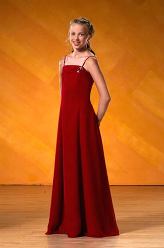 Eden Bridals Junior Bridesmaid Dress - JM6029 (Eden Bridals Bridesmaid Dresses)