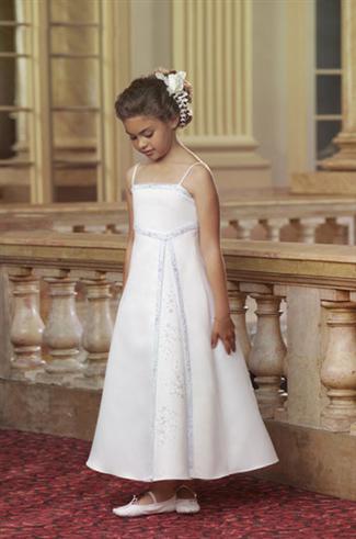 Eden Bridals Flowergirl Dress - 12161 (Eden Bridals Flower Girl Dresses)