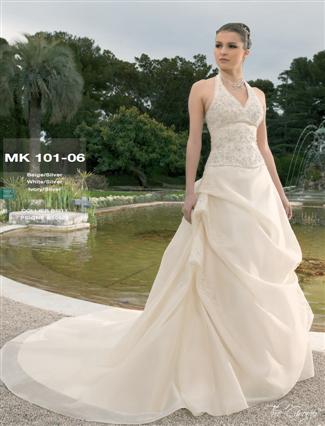 Miss Kelly Bridal Gown - MK101-06 (Miss Kelly Bridal Gowns)