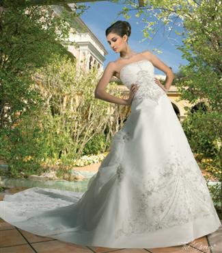 Miss Kelly Bridal Gown - MK101-10 (Miss Kelly Bridal Gowns)