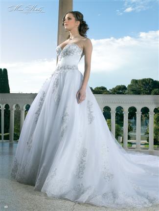 Miss Kelly Bridal Gown - MK101-13 (Miss Kelly Bridal Gowns)