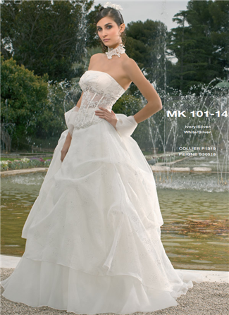 Buy Miss Kelly Bridal Gown – MK101-14