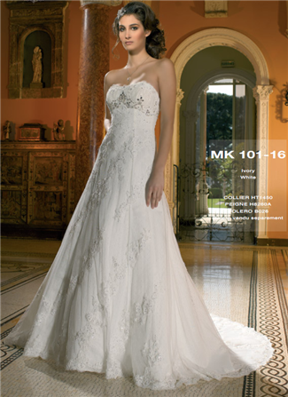 Buy Miss Kelly Bridal Gown – MK101-16