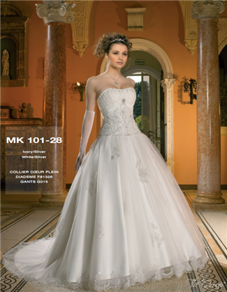 Buy Miss Kelly Bridal Gown – MK101-28
