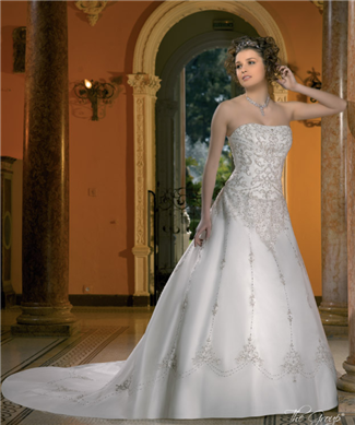 Buy Miss Kelly Bridal Gown – MK101-53